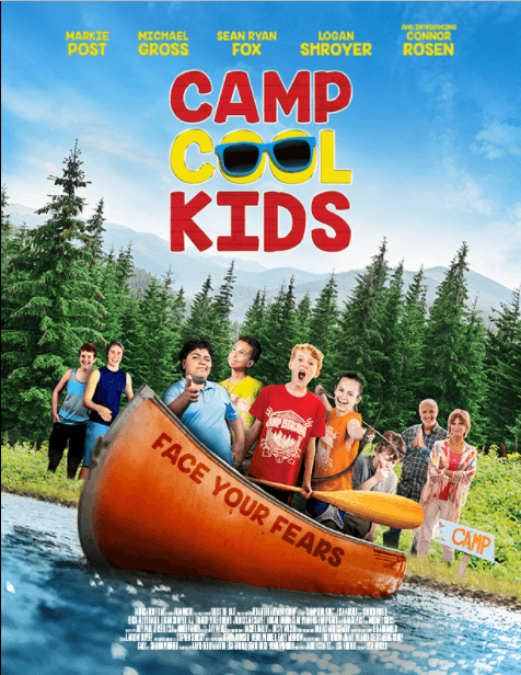 My kid could do that movie!  Here's a tip you can learn from Camp Cool Kids for standing out in your next audition